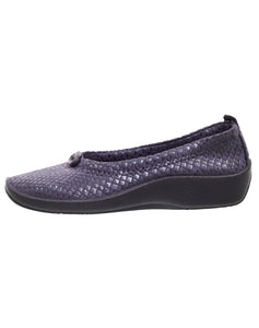 ARCOPEDICO L14 SLIPON GREY DIAMOND