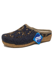 Load image into Gallery viewer, TAOS WOOLDERNESS CLOG - NAVY