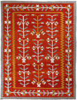OLK-12 Orange Verbena (152x200cm) Price on request