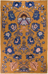 OLK-20 Halcyon (Ocher and Blue) (200x330cm)