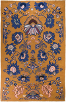 OLK-20 Halcyon (Ocher and Blue) (200x330cm) Price on request