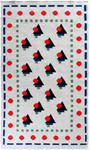 OLK-03 Embroidery Malevich for Verbivka (120x180) Price on request
