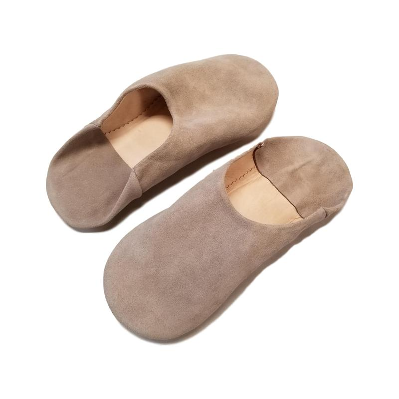 Artisan House Slippers - Ethically Handmade