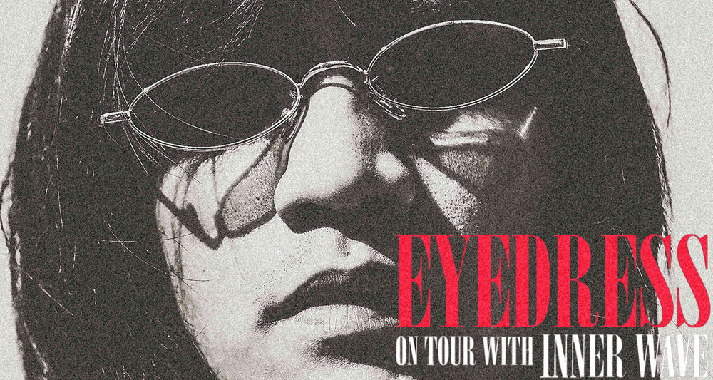 Eyedress on tour in the US