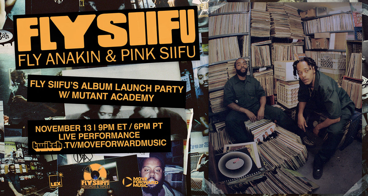 Pink Siifu & Fly Anakin - Launch Show Stream