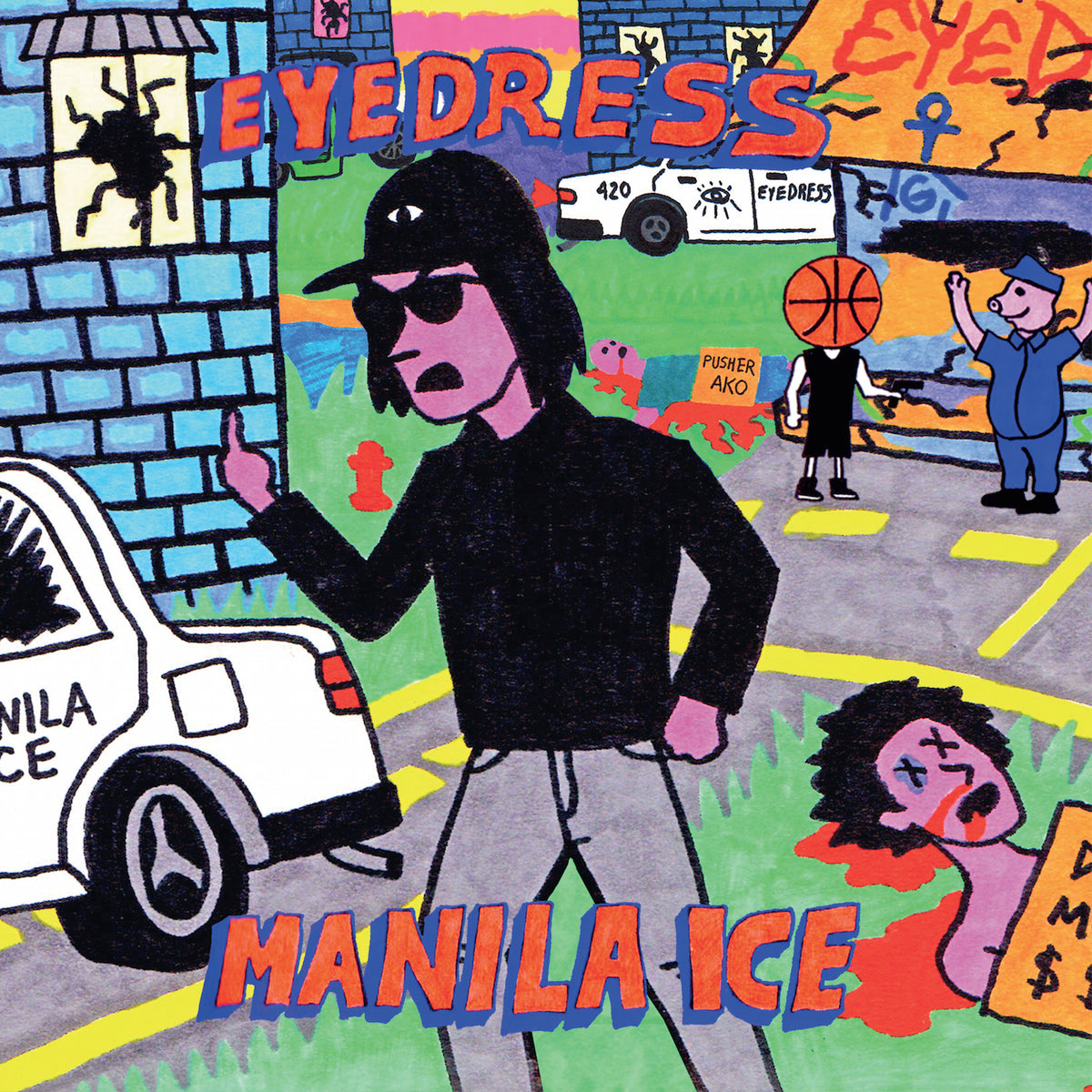Eyedress  - 'Manila Ice' Out Now