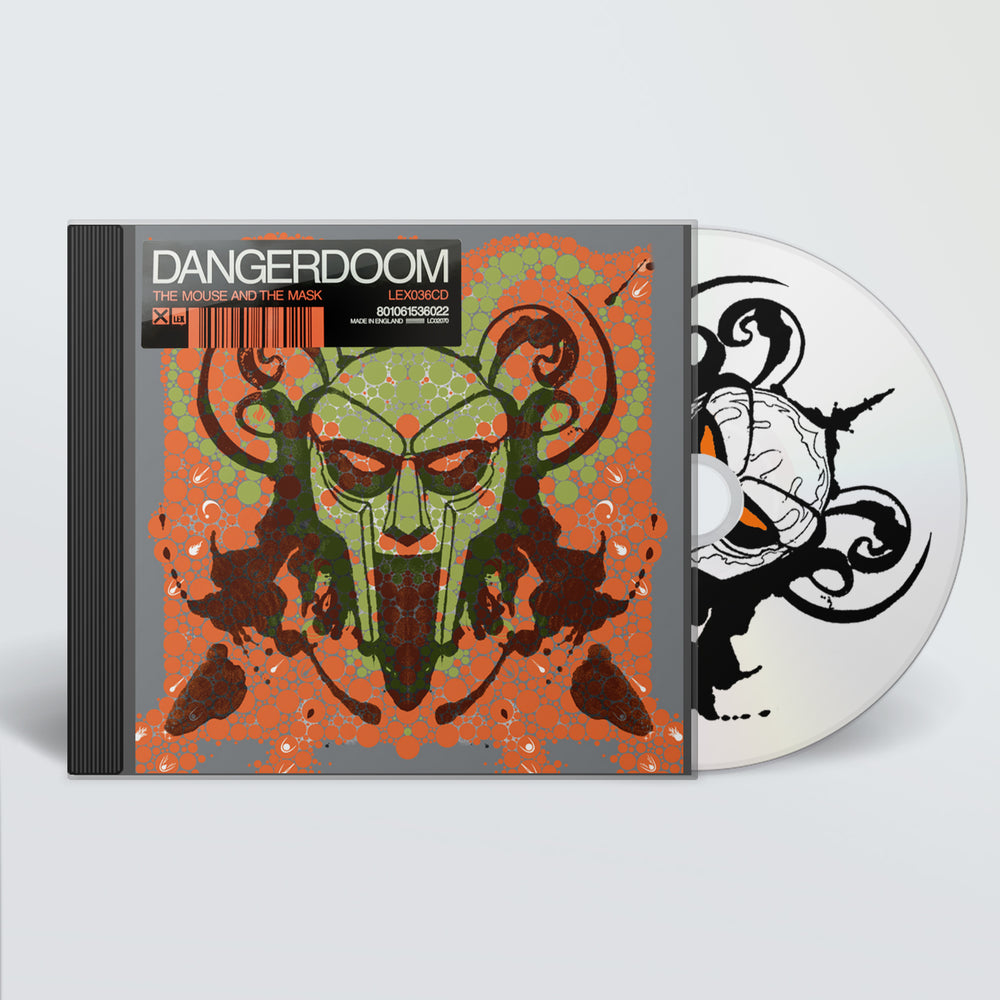 DANGERDOOM - The Mouse & The Mask