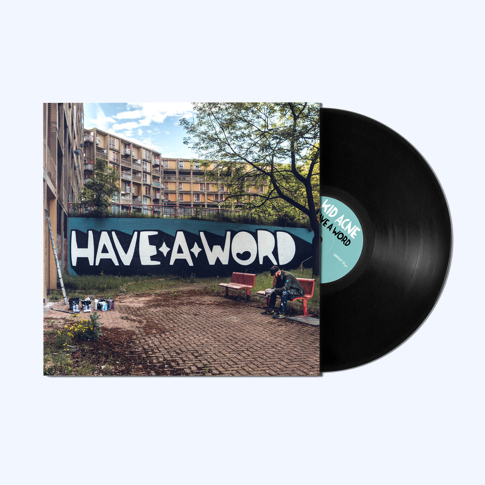 Pre-order: Have A Word