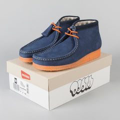 DOOM x CLARKS ORIGINALS WALLABEE HIGH