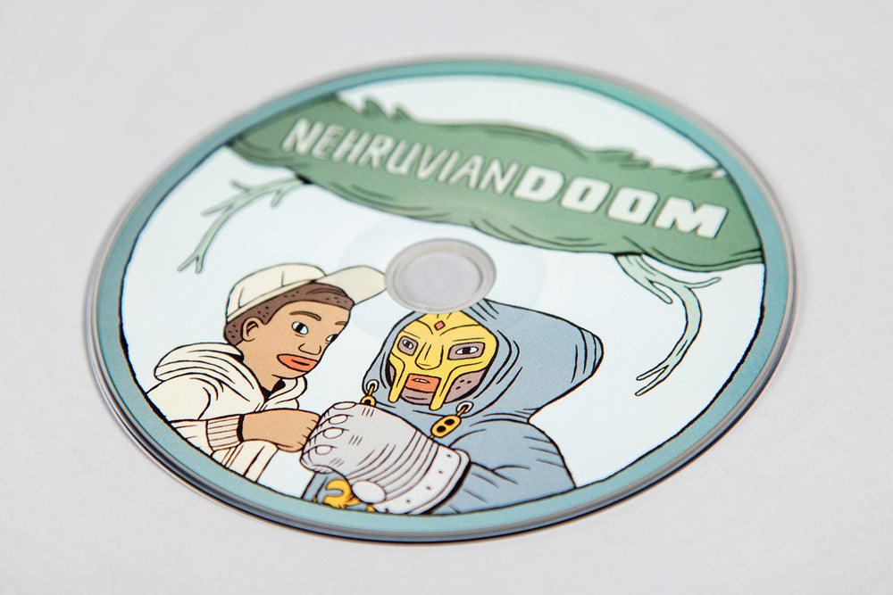 NehruvianDOOM Repress