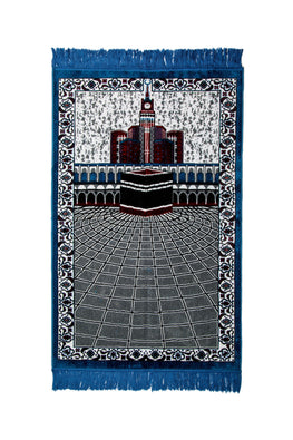 Alharam Clock-Tower Prayer Mat