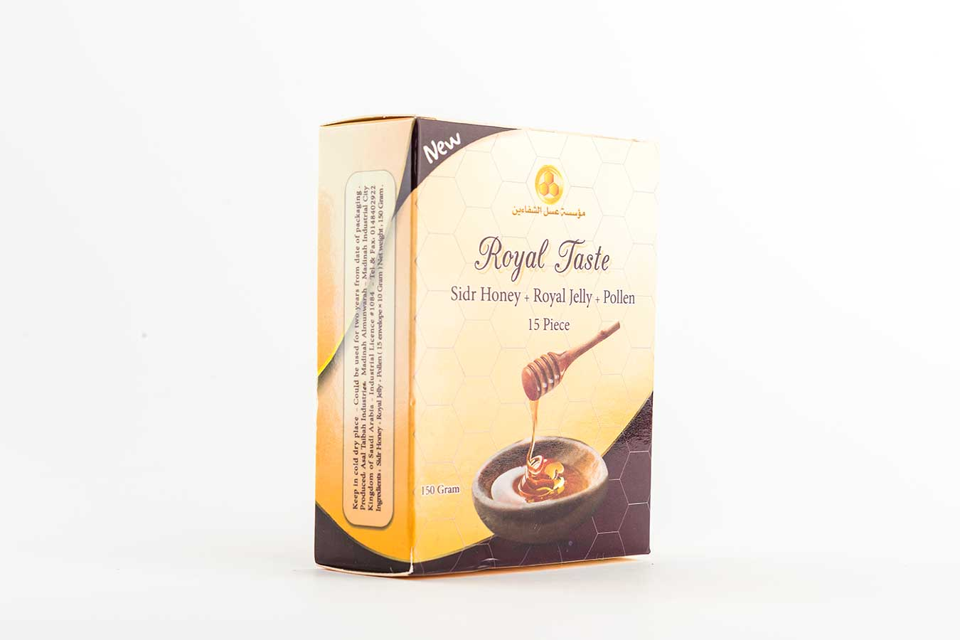 Sidr Honey With Royal Jelly