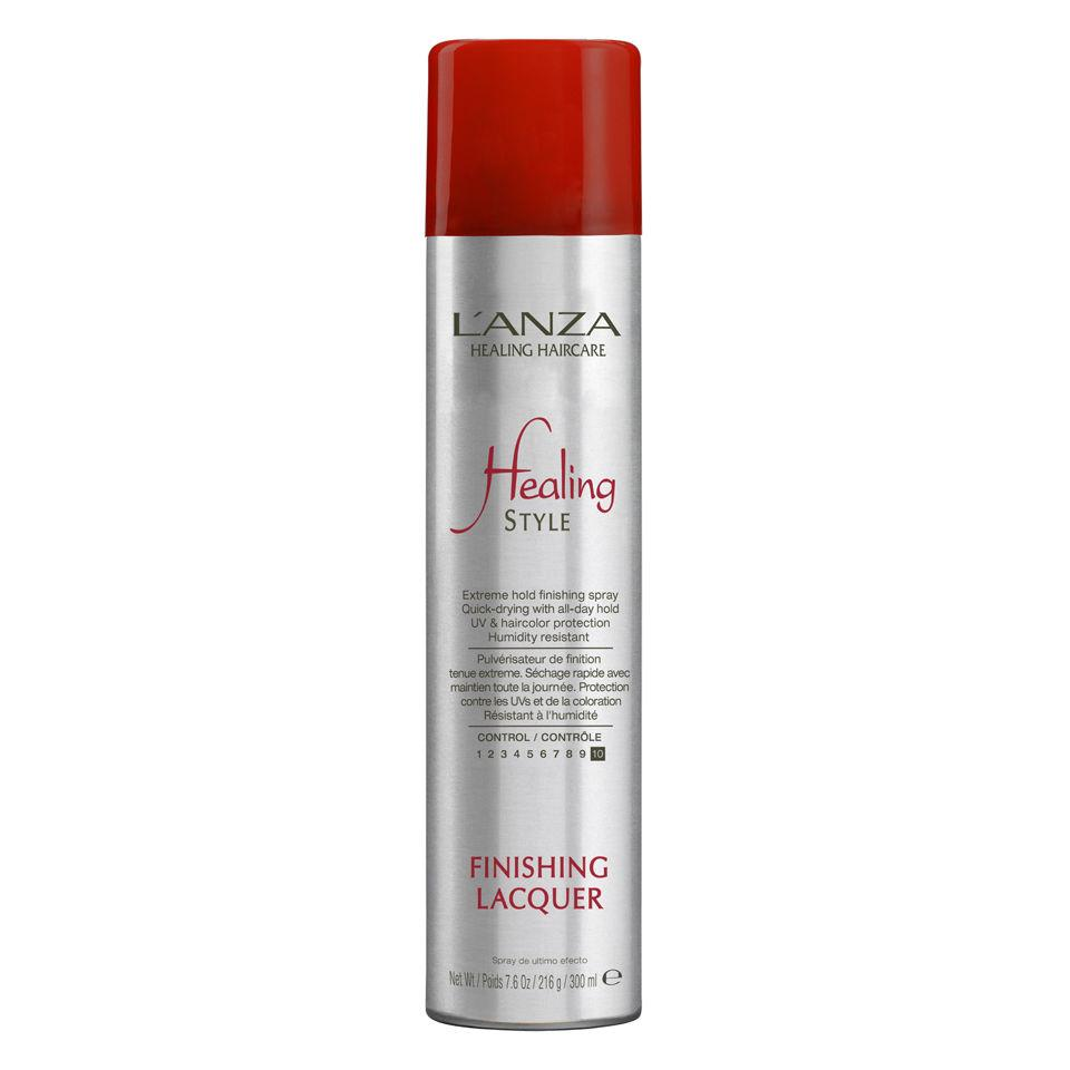 L'ANZA Finishing Laquer