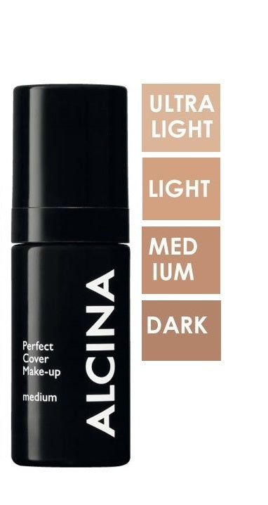 Perfect cover foundation medium