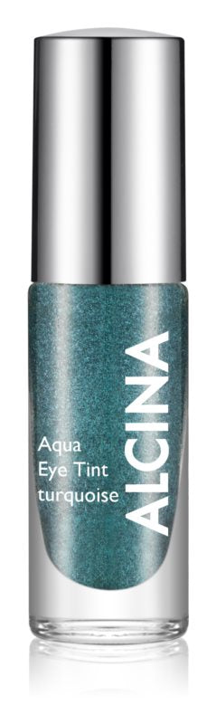 Aqua&Silver eye tint