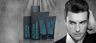 Alcina Hair & Body Men