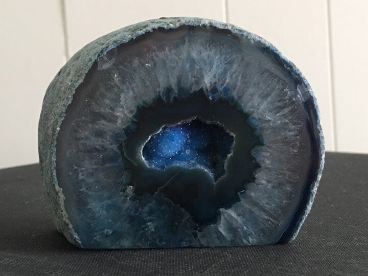Blue Agate - 101 Crystals