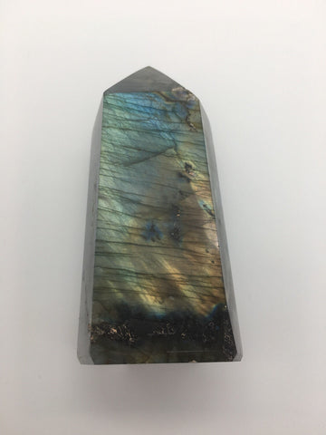 Labradorite tower - 101 Crystals