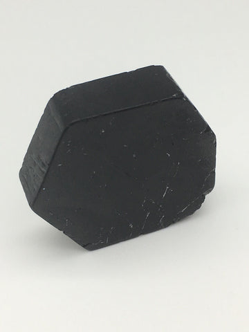Black tourmaline hexagon - 101 Crystals