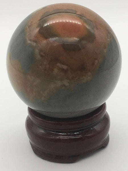 Polychrome sphere - 101 Crystals