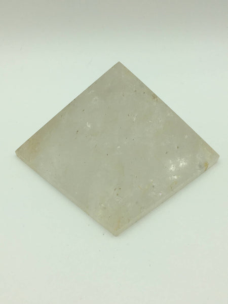 Quartz crystal pyramid - large - 101 Crystals
