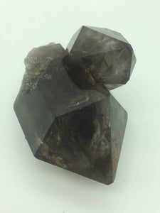 Smokey Quartz - twin - 101 Crystals