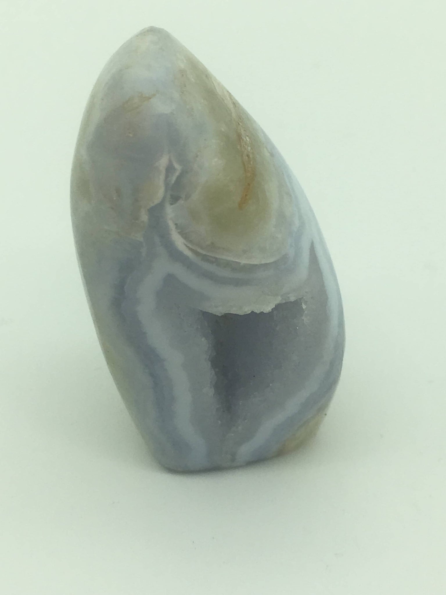 Blue lace agate - 101 Crystals