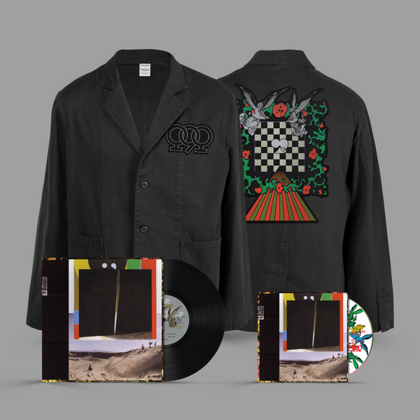 i,i Album + Reaper Jacket (EVERYBODY.WORLD collab)
