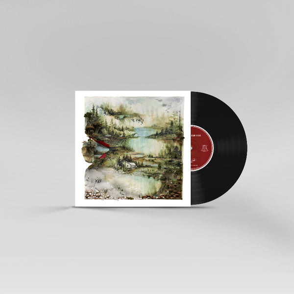 Bon Iver, Bon Iver LP (UK / EU)
