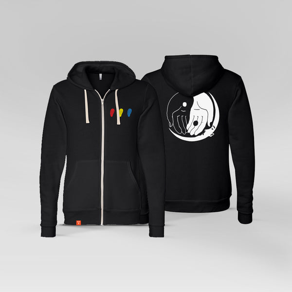 Ear Moon Zip Up (UK / EU)