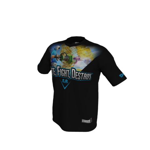 Creative Destruction Tshirt Creative Destruction. (x 1)