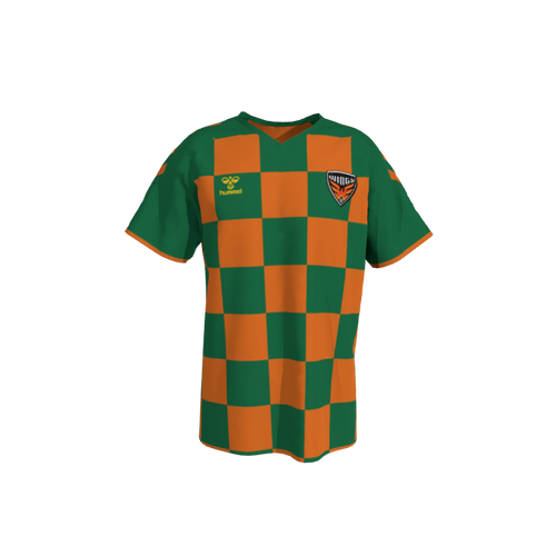 Hummel Sublimated Kits Checkers 051-Hummel A915 Jersey. (x 3)