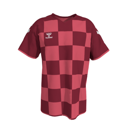 Hummel Sublimated Kits Checkers 051-Hummel A915 Jersey. (x 1)