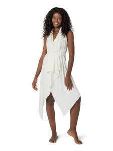 Versatile One Size Dress | Sexy White V-neck Dress for Women | White A-line Dress | Sexy Festival Dress | Special Occasion Women Dresses