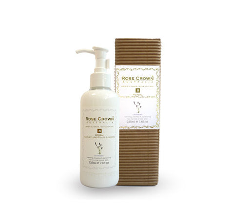 Lavender Herbal Moisture-Plus Lotion / 草本深層保濕乳液-薰衣草 225ml