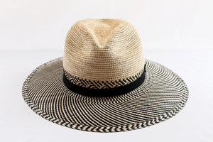 Breeze Summer Hat - Black
