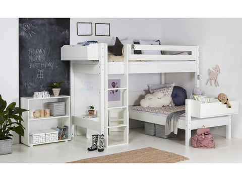 Manis-h Combi Bunk Bed - GLEN
