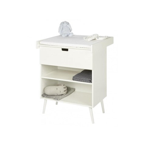 Manis-h Changing Table with Cupboard