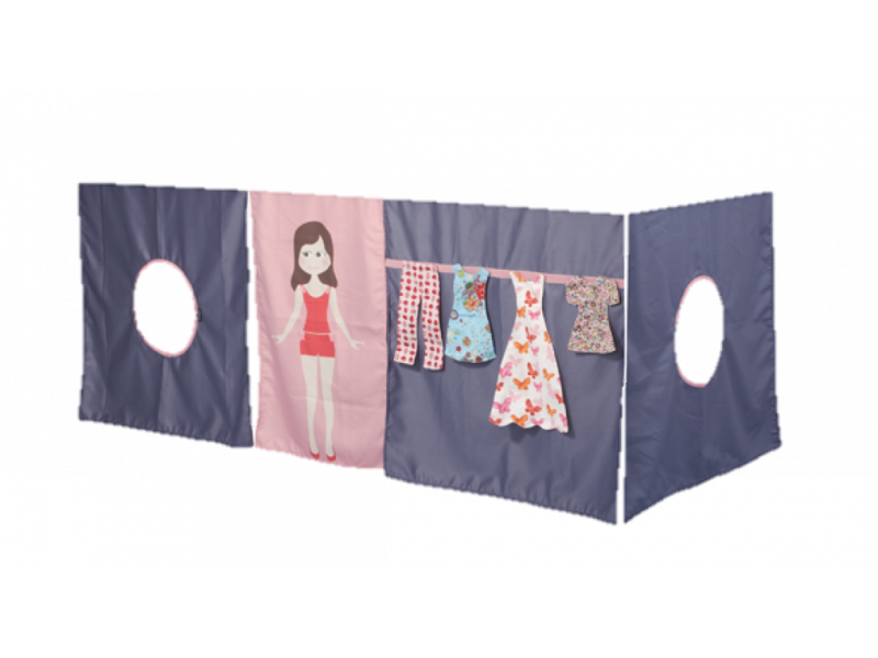 Manis-h Play Curtain - Doll