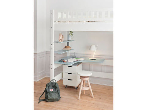 Manis-h Desk for High Sleeper Bed