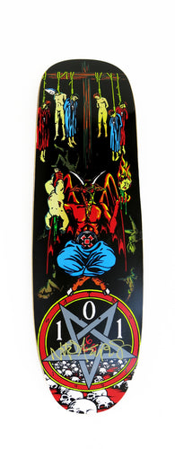 Signed re-issue deck