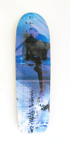 Limited Edition Natas Skateboard