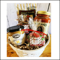 Michigan Made Favorites Gift Basket Made in Michigan Gourmet Food