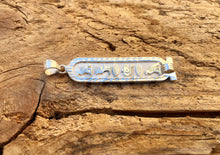 personalized Cartouche charm