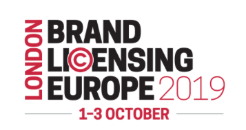 Brand Licensing Show London 1-3rd October 2019.