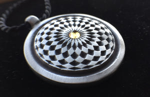 Toroidal Eye / SuperNova w Citrine