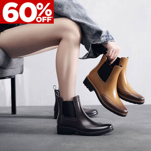 Daily All Season Waterproof Non-slip Chelsea Rain Boots