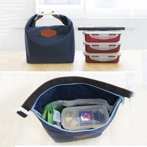 Casual Thermal Insulation Lunch box bag Lightweight Stylish Handbag