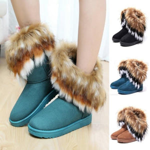 Winter Ladies Casual Comfortable Snow Boots