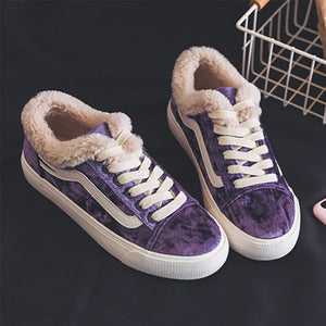 Women's Round Toe Casual Shoes